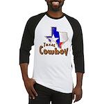Texas Cowboy Baseball Jersey