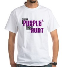 I Wear Purple For My Aunt 6 (PC) Shirt