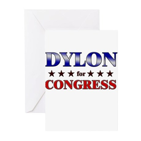 DYLON for congress Greeting Cards (Pk of 20)
