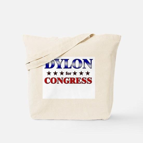DYLON for congress Tote Bag
