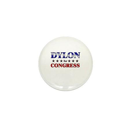 DYLON for congress Mini Button (10 pack)