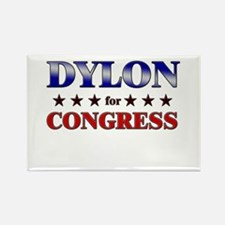 DYLON for congress Rectangle Magnet