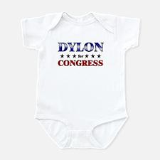 DYLON for congress Infant Bodysuit