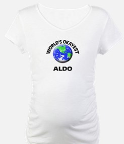 World's Okayest Aldo Shirt