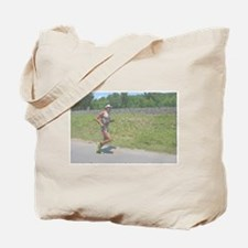 ONE STEP AT A TIME IMPRESSIONIST Tote Bag