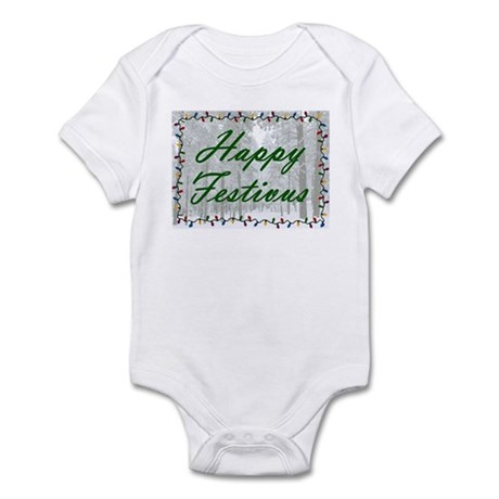 Festivus Infant Bodysuit