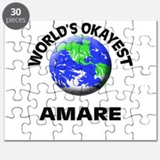 World's Okayest Amare Puzzle