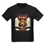 Diesel Pit Bull Stout Kids Dark T-Shirt