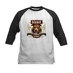 Diesel Pit Bull Stout Kids Baseball Jersey