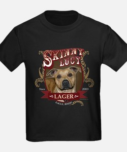 Skinny Lucy Pit Bull Lager T