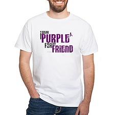 I Wear Purple For My Friend 6 (PC) Shirt