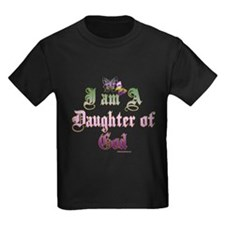 I AM A DAUGHTER OF GOD T