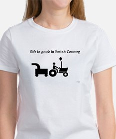 Funny Amish country Tee