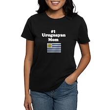 #1 Uruguayan Mom Tee