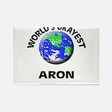 World's Okayest Aron Magnets