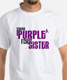 I Wear Purple For My Sister 6 (PC) Shirt