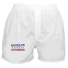 DORIAN for congress Boxer Shorts