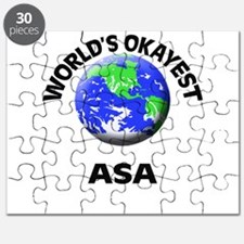 World's Okayest Asa Puzzle