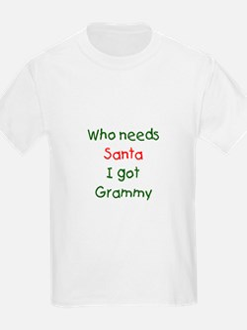 Santa Grammy T-Shirt