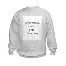 Santa Grammy Sweatshirt