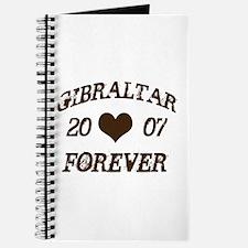 Gibraltar Forever Journal