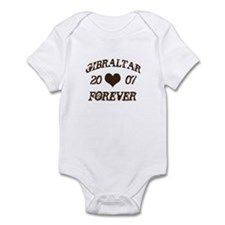 Gibraltar Forever Infant Bodysuit
