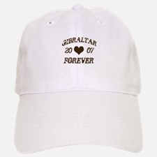 Gibraltar Forever Baseball Baseball Cap