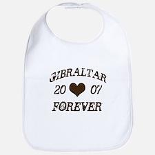 Gibraltar Forever Bib