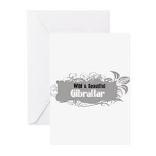Wild Gibraltar Greeting Cards (Pk of 10)
