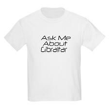 Askme about Gibraltar T-Shirt
