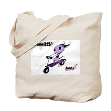 SWIRL GIRL Tote Bag