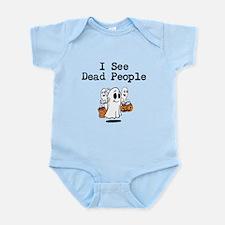 I See Dead People 1 Infant Bodysuit