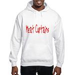 Meat Curtains Hooded Sweatshirt