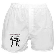 Christie Kenpo Karate Boxer Shorts