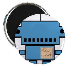 """Robot 2.25"""" Magnet (10 pack)"""
