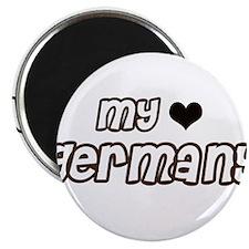 my love Germany Magnet