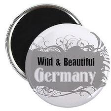 Wild Germany Magnet