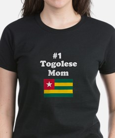 #1 Togolese Mom Mother Tee