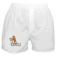 Merry Kitschmas! Boxer Shorts