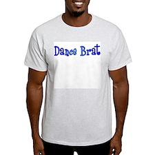 Dance Brat Guys Ash Grey T-Shirt