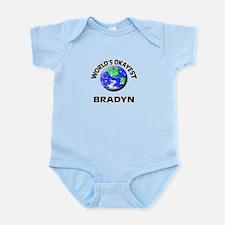 World's Okayest Bradyn Body Suit