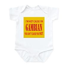 Hot Gambian Onesie