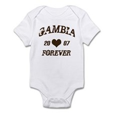 Gambia Forever Onesie