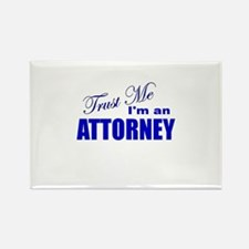 Trust Me I'm an Attorney Rectangle Magnet