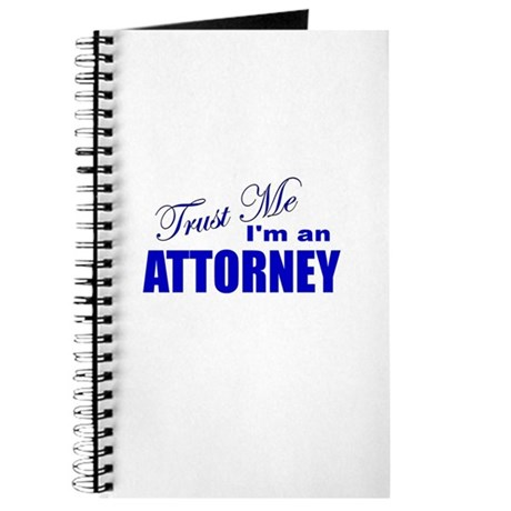 Trust Me I'm an Attorney Journal
