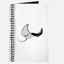 Stingray Mascot Journal