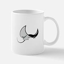 Stingray Mascot Mugs