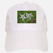 Edelweiss Wildflower Baseball Baseball Cap
