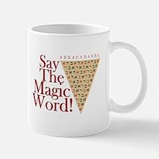 The Magic Word Mugs