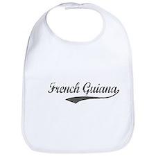 French Guiana flanger Bib